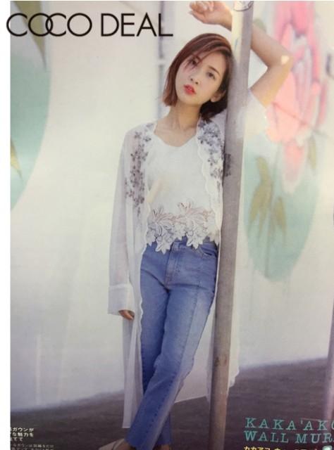 「雑誌 sweet 紗栄子 cocodeal」の画像検索結果