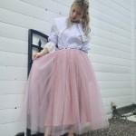 【速報】HONEY MI HONEY大人気完売チュールワンピ&スカートなどまたまた追加生産決定♪