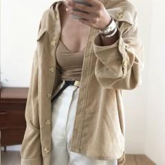 TODAYFULから大人気で完売していたコーデュロイシャツやレオパードスカートが追加決定♪