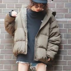 寒い冬はやっぱりダウンが必須♪ガーリーからカジュアルまでオシャレに着こなせちゃうオススメダウン4選☆