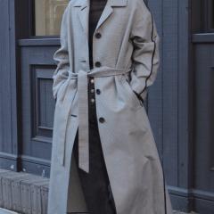 今、オトナ女子が気になっている最旬ブランド♪ETRE TOKYOから春の新作入荷◎チェック柄がレトロなステンレスコートなどクラシカルで雰囲気のあるアイテムをご紹介!!!