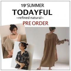 【速報】TODAYFUL夏受注会 どこよりも早くスタート! 初の水着もお披露目♪