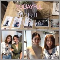 TODAYFUL2017Fall 展示会レポート!テーマは『ALTERNATIVE MODERN 』14回目のコレクション☆