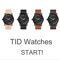TID Watches取り扱い開始! TODAYFUL吉田怜香さんも愛用の腕時計♪