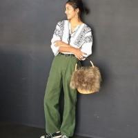 【速報】追加予約スタート! 幻のTODAYFUL Vintage Cargo パンツ再販決定!!今度こそ絶対見逃せない♪
