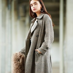 【COCODEAL】2018 Autmn Winter OUTER LOOK BOOK feat 石田二コル