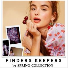 新ブランド「Finders Keepers」オーストラリア初急成長ブランド♪ちょっぴりセクシーでキュートな女の子に♪
