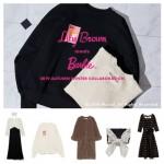 ★Lily Brown×Barbieコラボ新作★衣装を再現したワンピや、初期プリントなどレディなアイテムが勢ぞろい♪