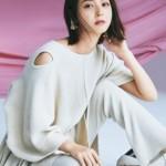 SNIDELから佐々木希さん着用SWEET最新コラボワンピ解禁!!秋冬のレイヤードスタイルに活躍する人気アイテムなどをピックアップ♪