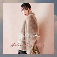 COCODEAL最新カタログ到着★宮田聡子さん着用トレンドカラーを使ったクラシカルなアイテムなどをご紹介♪