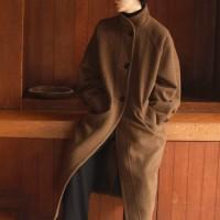 【TODAYFUL新作入荷】予約時から大人気の吉田怜香さん着用Wool Raglan Coatやカラーが映えるLowgauge Knit Gownなどアウターが豊富♪