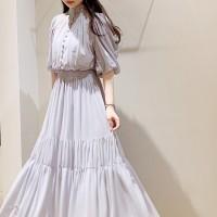 【SNIDEL】LOOK掲載中の新木優子さん着用ワンピなど追加生産決定!!必見です♪